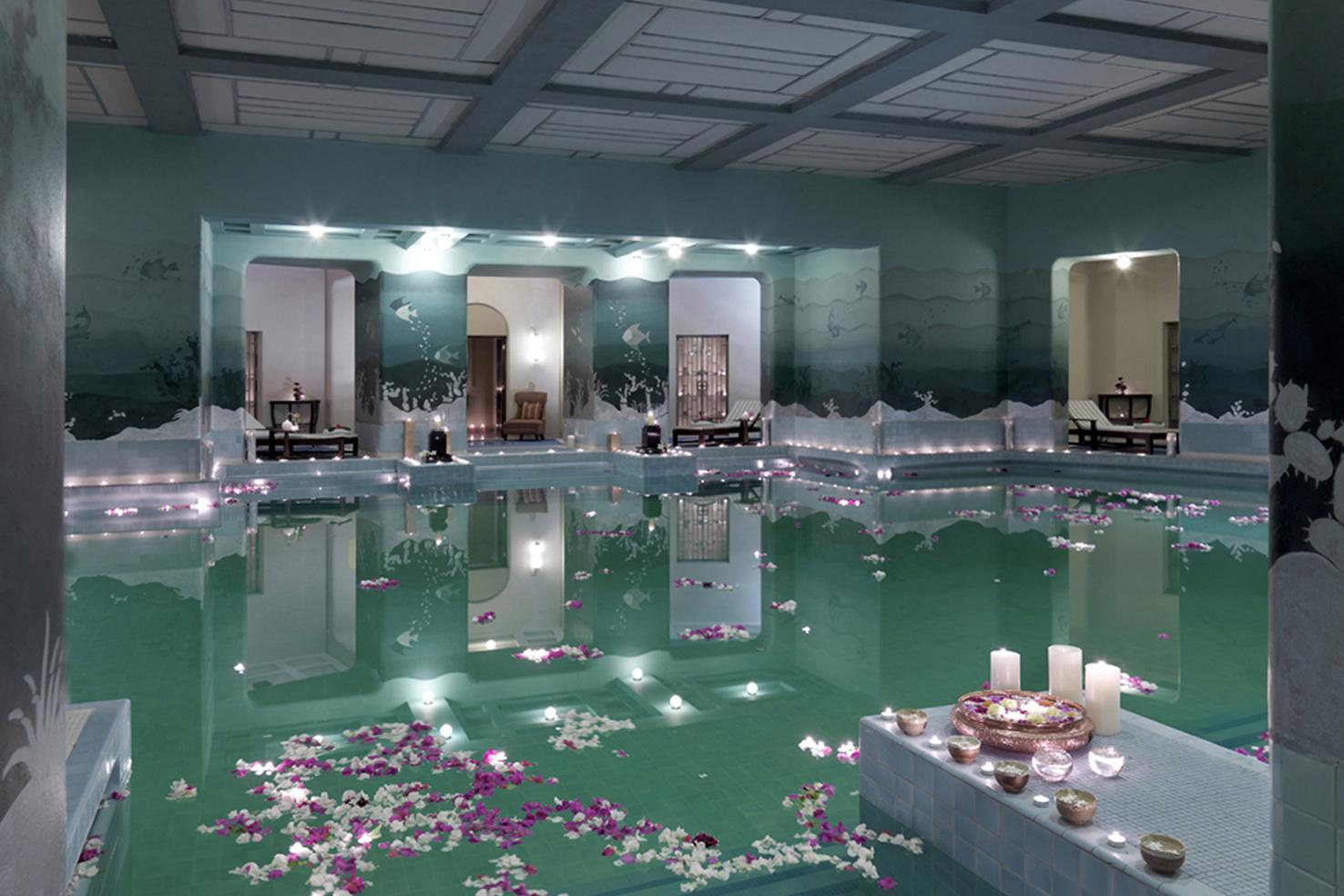 Royal Swimming Pool Umaid Bhawan Palace