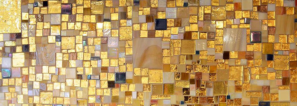 смальта - доступное золото