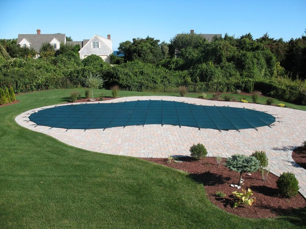 полог для бассейна