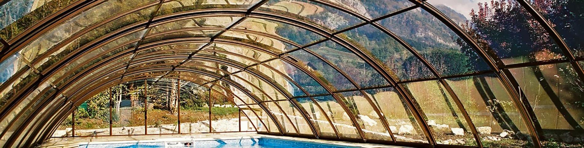 павильоны для бассейнов - не преграда а дополнение