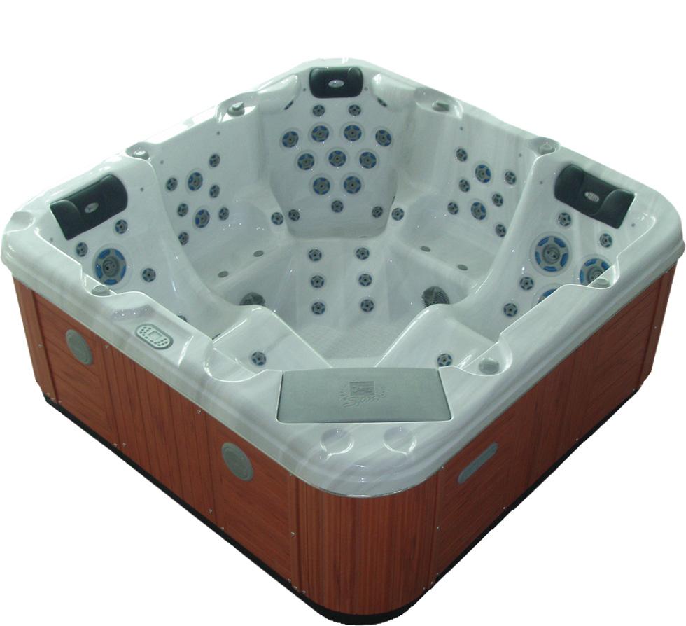 SPA - бассейн - сложная система в которой каждая деталь играет важную роль