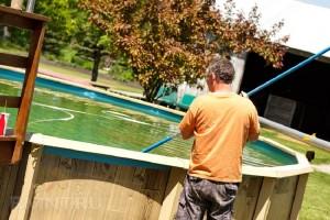 Эксплуатация и уход за бассейном