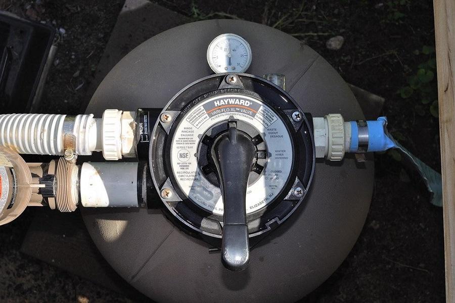 Клапан для фильтра