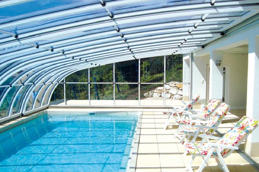 Крыша для бассейна, павильон
