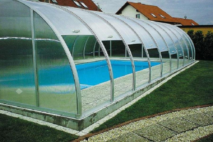 Крытый бассейн на даче своими руками фото раскатывать тесто