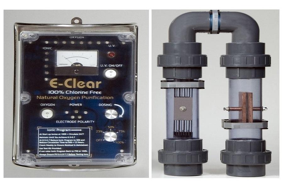 Оборудование для дезинфекции e-Clear