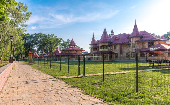 Форт Пирнов Парк